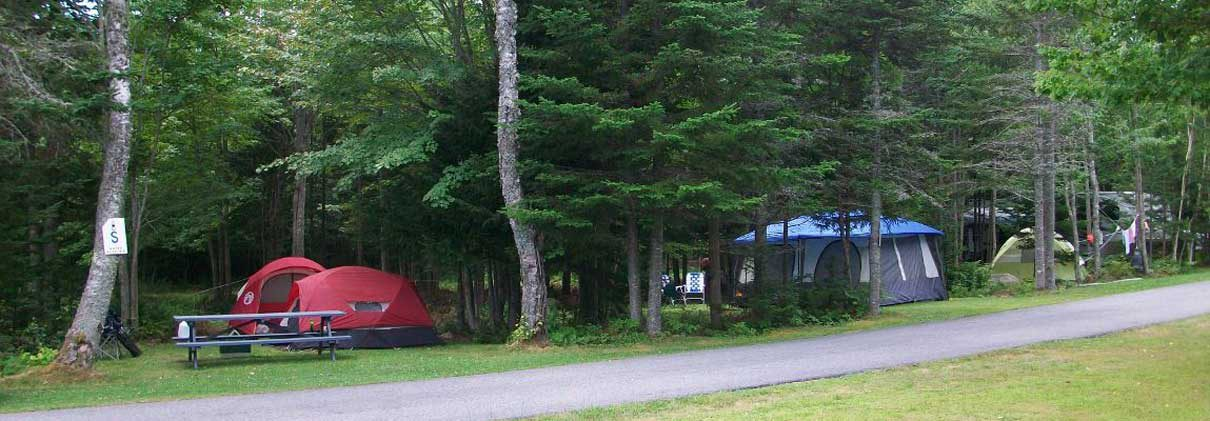 Greenlaw's Campground & RV Park